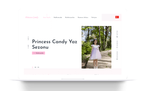 Princess Candy